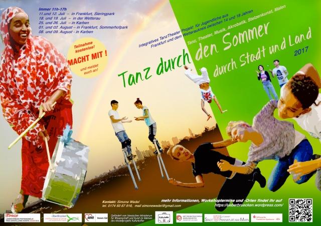 2017 05 08 Flyer final mit uhrzeitenTanz durch den SommerWEB