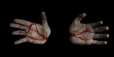"""2011 Screenshot aus der Videoarbeit """"MonFrère"""" von Simone Wedel"""
