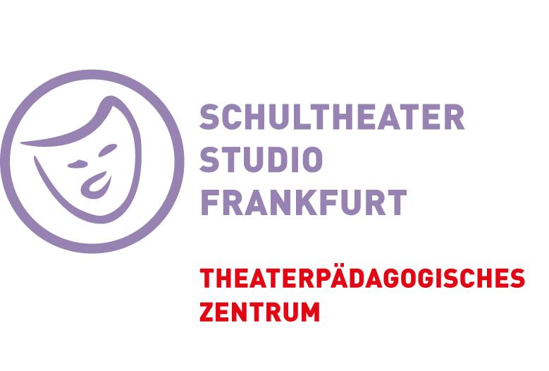 Logo Schultheater Studio Frankfurt, Partner von ÜberBrücken Frankfurt