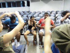 2013 Curso de Extensao em danca Universitaet UEFS Feira de Santana Dozent FH