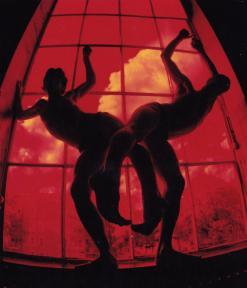 Choreographie Gemini Choreograpfie Elshout/Haendeler Niederlande 2009