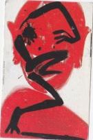 Logo der Tanztheater Kompanie EDGE in Company von Diane Elshout und Frank Haendeler Maler helge Leihberg