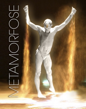 2008 Performance Metamorhose von und mit Frank haendeler Salvador da Bahia Goethe Institut 2008