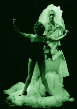 1994 A SOLO not alone - switch-1996 Choreografie Micheline Gikiere und Frank Haendeler - zum Thema Gender