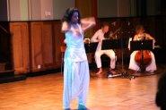 2009 Musik Performance Mother Earth von Komponistin und Pianistin Marion von Tilzer Amsterdam NL Choreografie FH