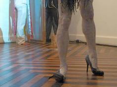 2009 Performance Study with Ciane Fernandes Salvador BR Universitaetsprojekt UFBA