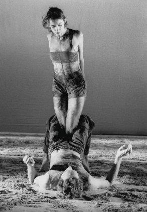 1998 Performance - Duo von und mit Diane Elshout und FH