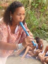 2011-13 Community Projekt Casa Matria Salvador BR kuenstlerische Leitung FH