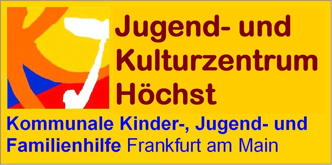 Logo Jugend- und Kulturzentrum Höchst, Koopetarionspartner - ÜberBrücken, Frankfurt am Main