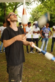 2016 Abenteuer Sommerferien Jongleur - F Händeler