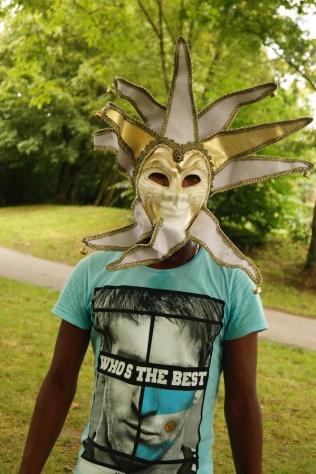 2016 Abenteuer Sommerferien Maske who s the best - F Händeler
