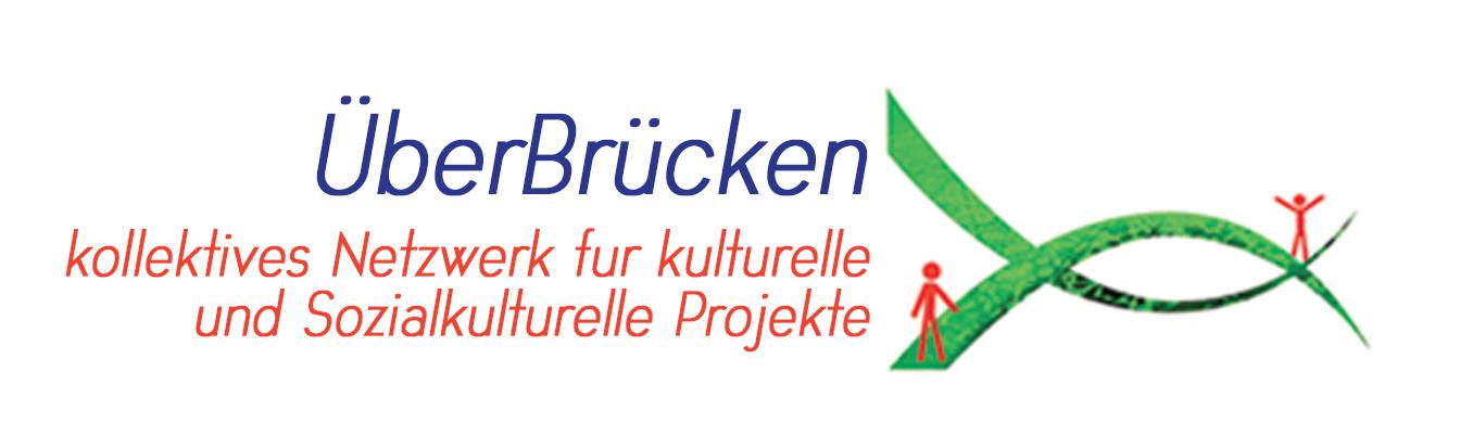 Logo ÜberBrücken lang - Frankfurt am Main