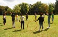 2016 Abenteuer Sommerferien - HulaHup kreis - K Manheshkarimy