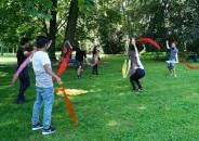2016 Abenteuer Sommerferien - schleier gruppe- K Manheshkarimy