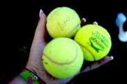 2016 Abenteuer Sommerferien - tennis balls- K Manheshkarimy