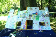2016 Abenteuer Sommerferien - workshop 3 painting complet niklas- K Manheshkarimy