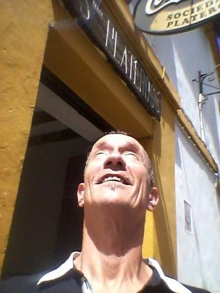 Frank granada sol 2017 smiling